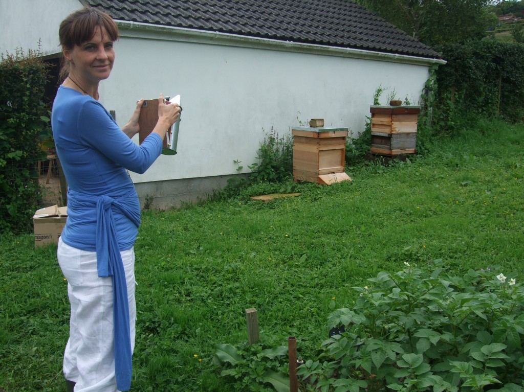 Beekeepers wife