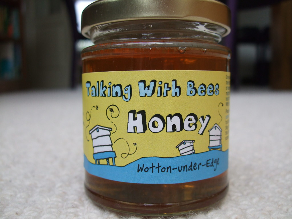 Wotton-under-Edge Honey