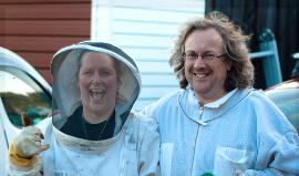 Gary & MaGary & Margaretrgaret